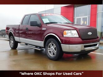 2006_Ford_F-150_XLT_ Oklahoma City OK
