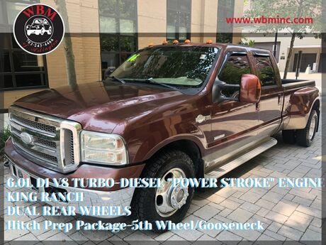2006 Ford F-350 2WD SuperCab DRW Super Duty Arlington VA