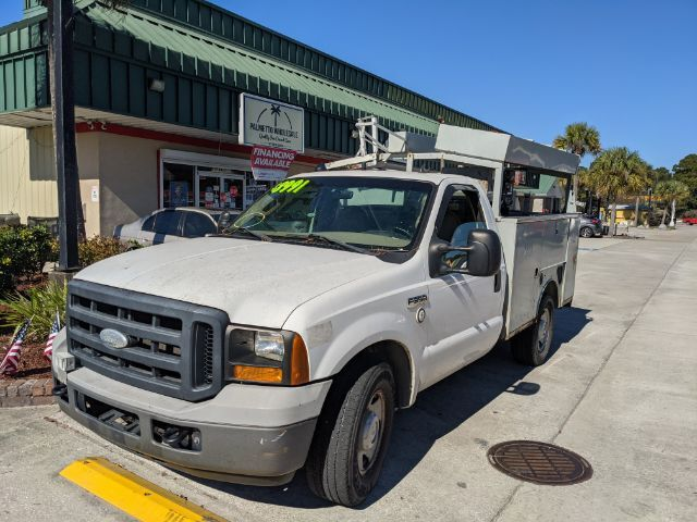 2006 Ford F-350 SD XL 2WD Hardeeville SC