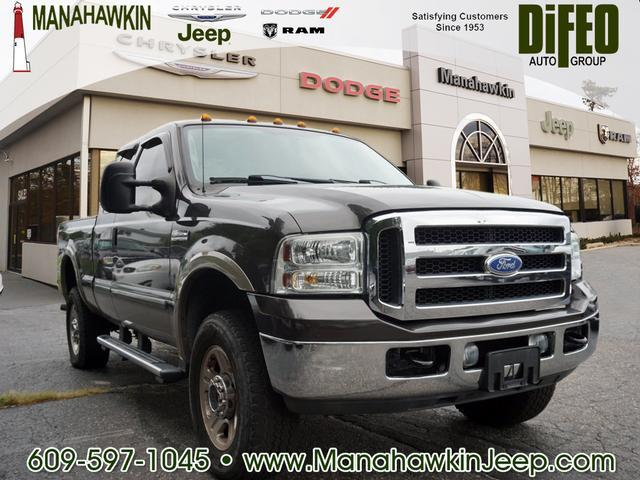 2006 Ford F-350 Super Duty Supercab 158 Lariat 4WD