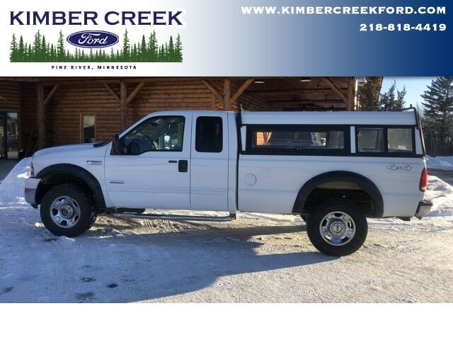 2006 Ford F-350SD XLT Pine River MN