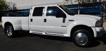 2006_Ford_F450 SUPER DUTY 4x4 CREW DUALLY_BULLET PROOFED POWERSTROKE DIESEL NEW COND CLEAN_ Phoenix AZ
