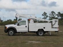 2006_Ford_F450XL_Bucket Truck ETI ETC35_ Homestead FL