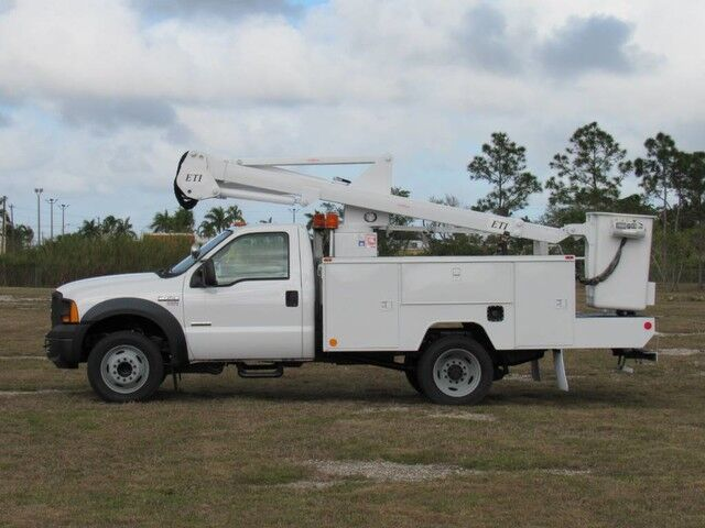 2006 Ford F450XL Bucket Truck ETI ETC35 Homestead FL