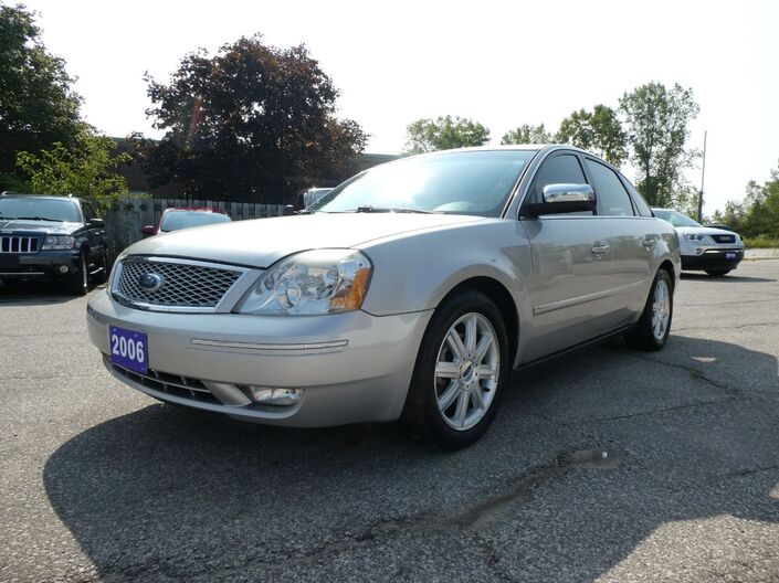 2006 Ford Five Hundred Limited AS IS Essex ON