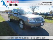 2006_Ford_Five Hundred_Limited_ Winchester VA