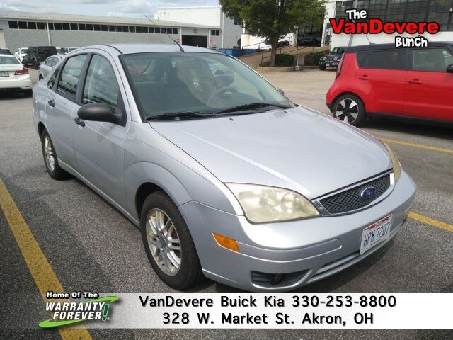 2006 Ford Focus ZX4 Akron OH