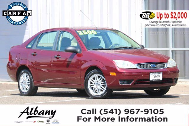2006 Ford Focus ZX4 Albany OR