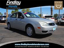 2006_Ford_Focus_ZX4_ Henderson NV