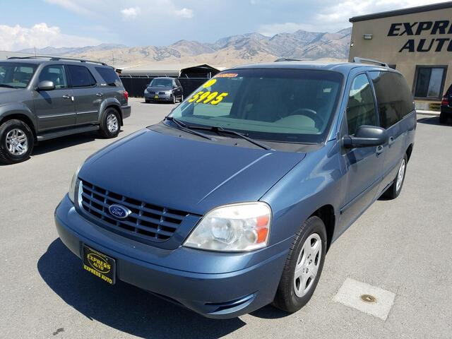 2006 Ford Freestar Wagon SE North Logan UT