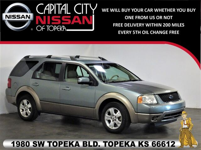 2006 Ford Freestyle SEL Topeka KS
