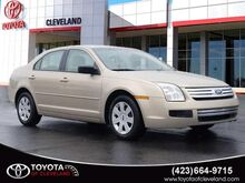 2006_Ford_Fusion_I4 S_ Chattanooga TN