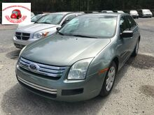 2006_Ford_Fusion_S_ North Charleston SC
