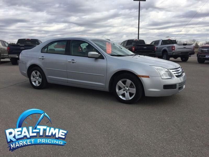 2006_Ford_Fusion_SE_ Claresholm AB