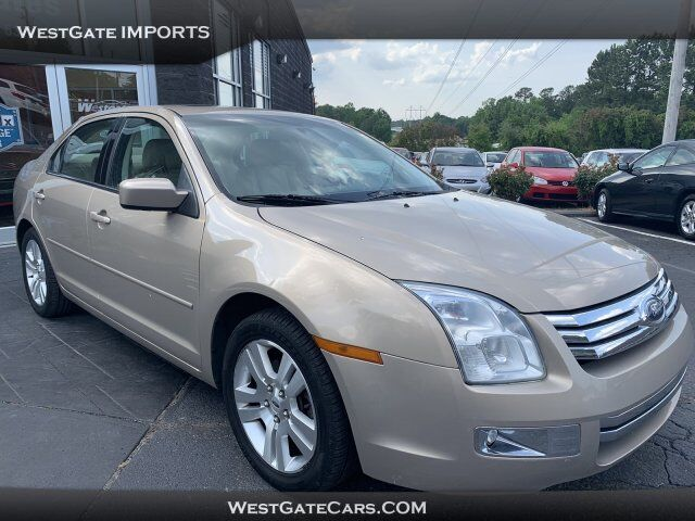 2006 Ford Fusion SEL Raleigh NC