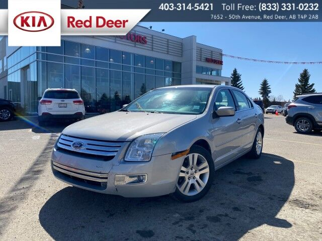 2006 Ford Fusion SEL Red Deer AB