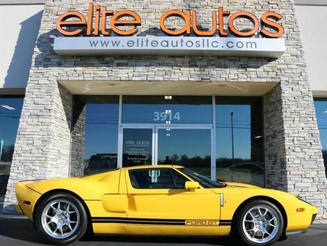 2006_Ford_GT_Base 2dr Coupe_ Jonesboro AR