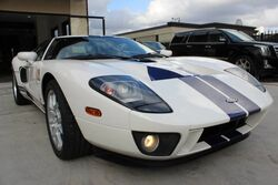 Ford GT FORD GT.SIGNED BY SHELBY,FULL DOCUMENTATION! 2006