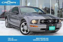 2006_Ford_Mustang_2dr Cpe 4.0L *HOOD SCOOP *GREAT CONDITION_ Winnipeg MB