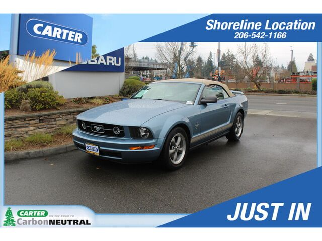 2006 Ford Mustang Conv Seattle WA
