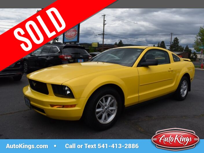 2006 Ford Mustang Coupe Bend OR