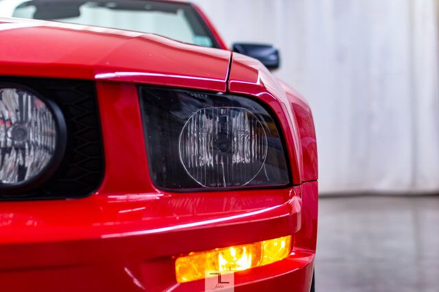 2006 Ford Mustang GT Convertible Red Deer AB