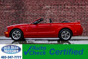 2006_Ford_Mustang_GT Convertible_ Red Deer AB