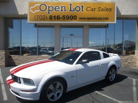 2006 Ford Mustang GT Deluxe Coupe Las Vegas NV
