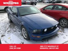 2006_Ford_Mustang_GT/Low kilometres/Manual/Amazing condition_ Winnipeg MB