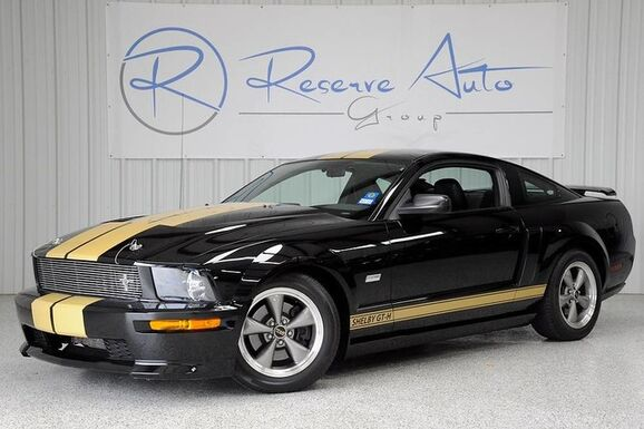2006_Ford_Mustang_GT Premium Shelby Hertz Rent-A-Racer Documented_ The Colony TX