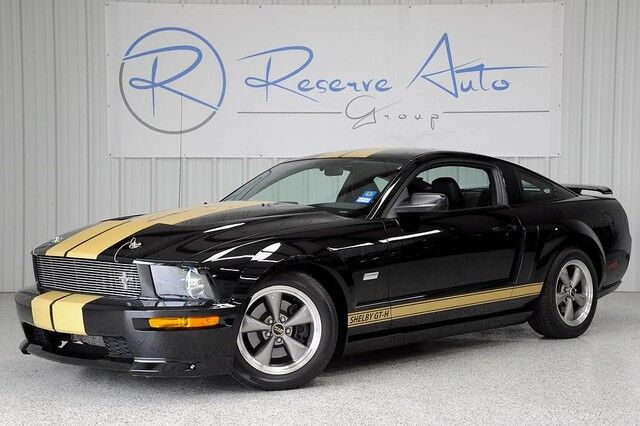 2006 Ford Mustang GT Premium Shelby Hertz Rent-A-Racer Documented The Colony TX