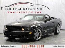 2006_Ford_Mustang_SALEEN Manual Convertible With Low miles_ Addison IL