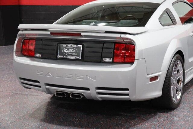 2006 Ford Mustang Saleen Supercharged #969 2dr Coupe Chicago IL