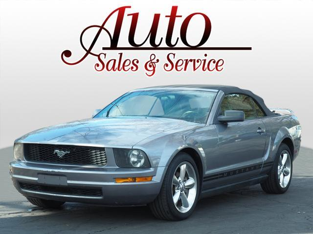 2006 Ford Mustang V6 Deluxe Convertible Indianapolis IN