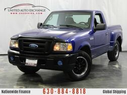 2006_Ford_Ranger_XL / 2.3L Engine / Manual Transmission_ Addison IL