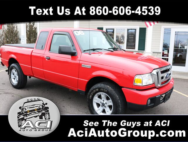 2006 Ford Ranger XLT East Windsor CT