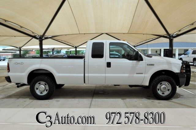 2006 Ford Super Duty F-250 XL 4WD Plano TX