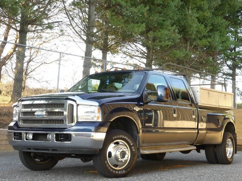 2006 Ford Super Duty F-350 DRW King Ranch Sykesville MD