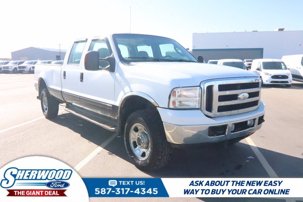 2006 Ford Super Duty F-350 SRW XLT Sherwood Park AB