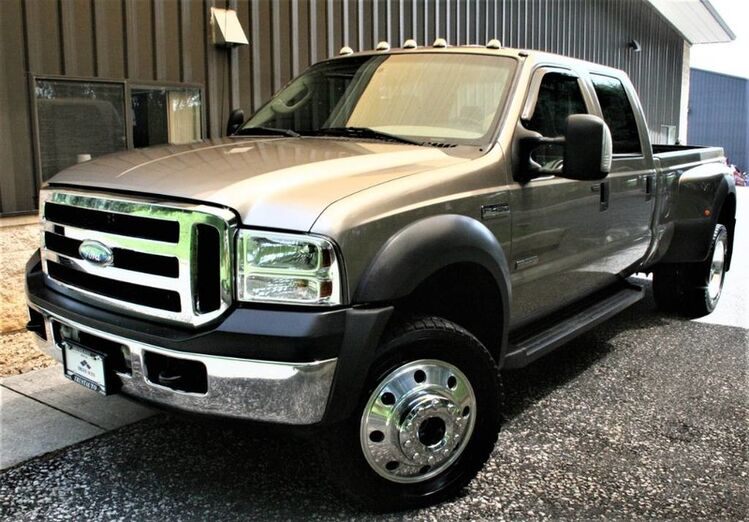 2006 Ford Super Duty F-450 DRW Lariat Sykesville MD