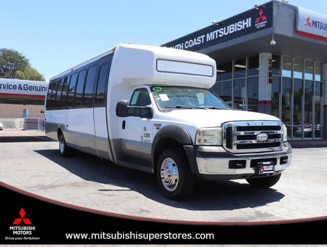 2006 Ford Super Duty F-550 DRW XLT Costa Mesa CA