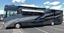 2006_Four Winds_MANDALAY 40B QUAD SLIDE CLASS A_400HP CUMMINS DIESEL PUSHER 6spd ALLSION 6 NEW TIRES_ Phoenix AZ