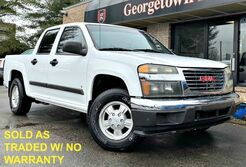 GMC Canyon SLE1 100% AS IS READ DEALER DESCRIPTION 2006