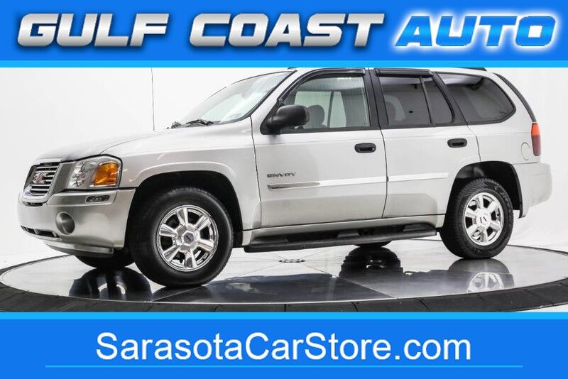 2006_GMC_ENVOY_SLE SUNROOF ONLY 56K ORIGINAL MILES GREAT CONDITION SUV_ Sarasota FL