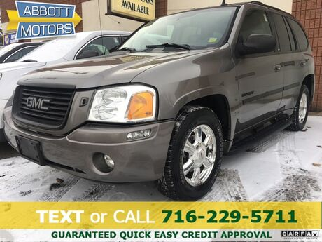 2006 GMC Envoy SLT 4WD w/Heated Leather Buffalo NY