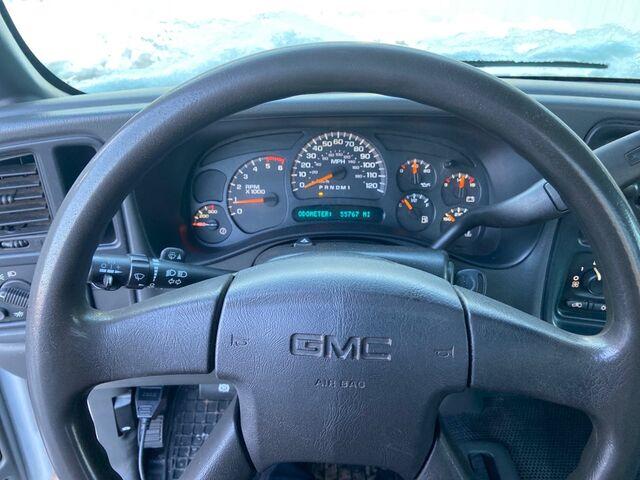 2006 GMC SIERRA 2500 HEAVY DUTY Toledo OH