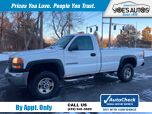 2006 GMC SIERRA 2500 HEAVY DUTY