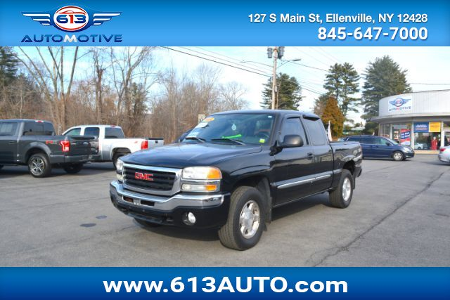 2006 GMC Sierra 1500 SL Ext. Cab 4WD Ulster County NY