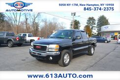 2006_GMC_Sierra 1500_SL Ext. Cab 4WD_ Ulster County NY