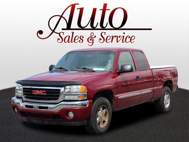 2006 GMC Sierra 1500 SL Ext. Cab 4WD Indianapolis IN